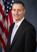 portrait of Brian Fitzpatrick