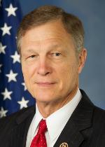 portrait of Brian Babin