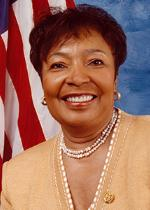 portrait of Eddie Bernice Johnson