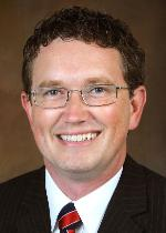 portrait of Thomas Massie