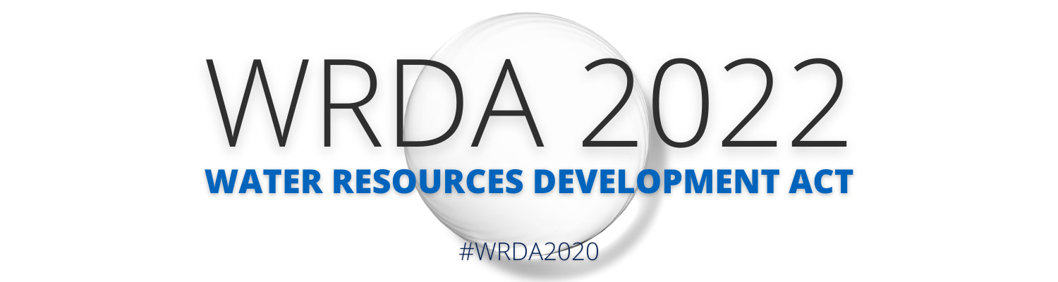 Water Resources Development Act of 2022