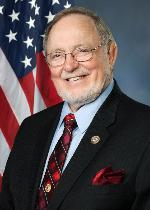 portrait of Don Young